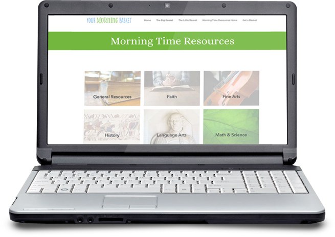 Free Morning Time Resources