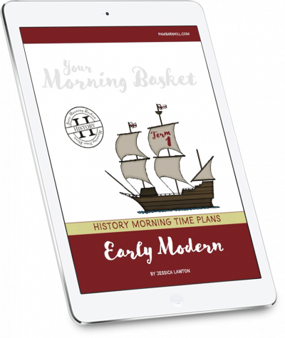 Early Modern Morning Time Plans Term 1