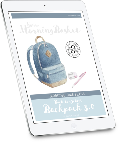 Back to School Backpack 3.0