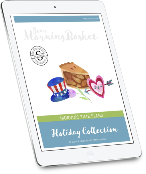 Holiday Collection Morning Time Plans